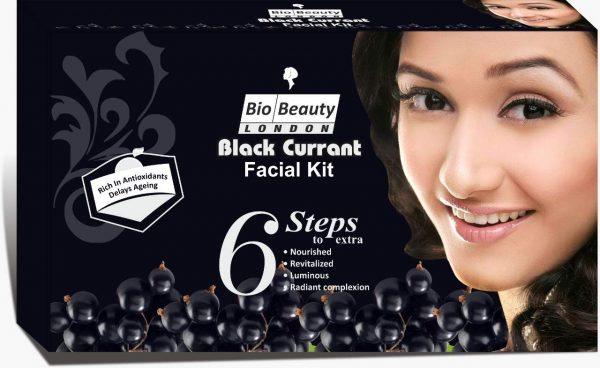 Bio Beauty Black Currant Facial Kit