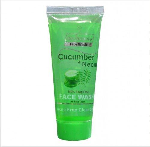 Bio Beauty Face Wash Cucumber & Neem