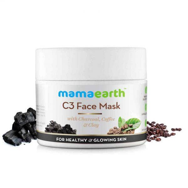 C3 Face Mask for healthy & glowing skin