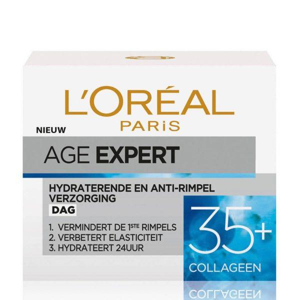 L'Oréal Paris Skin Expert 35+ collagen, 50 ml