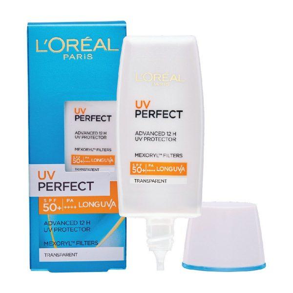 L'Oreal Paris UV Perfect Transparent Skin 30ml