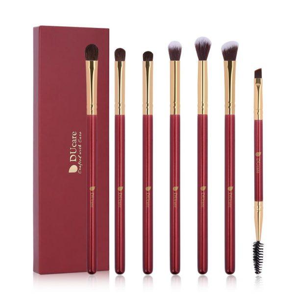 7in1 Eyeshadow / Blending / Eyebrow Brushes Set