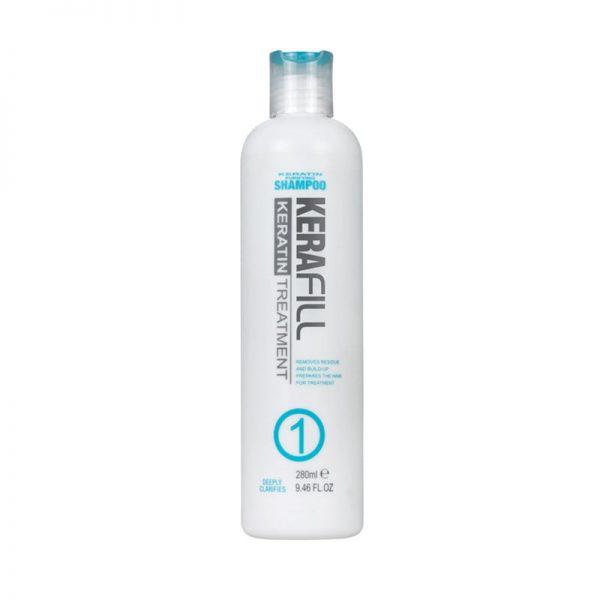 Kerafill No.1 Keratin Purifying Shampoo 280ml