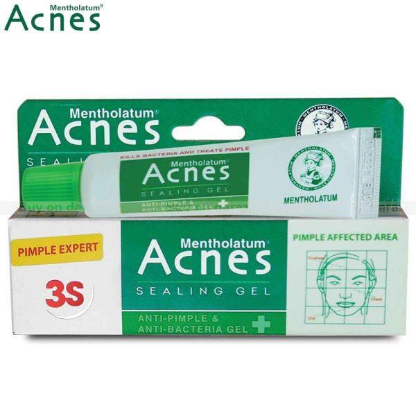 Acnes Sealing Gel Anti-Pimple & Anti-Bacteria Gel 18g