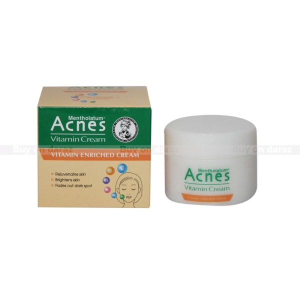Acnes Vitamin Cream 40g