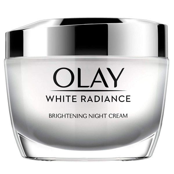 Olay White Radiance Advanced Whitening Moisturiser Night 50g