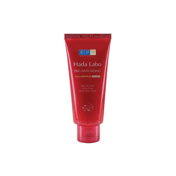 Hada Labo Pro Anti-Ageing Collagen Plus Cleanser 80g