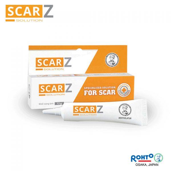 Scar Z Solution Cream For Scars 12g