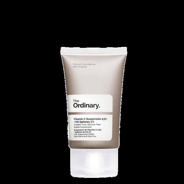 The Ordinary Vitamin C Suspension 23% + HA Spheres 2% Serum Cream 30ml
