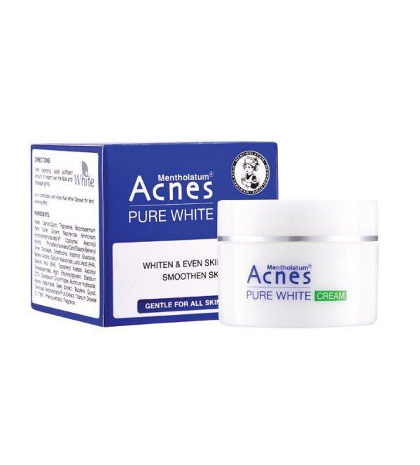 Acnes Pure White Cream 50g