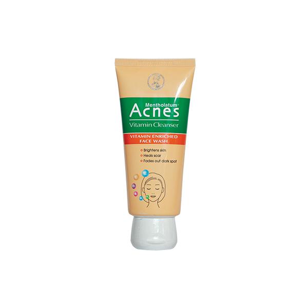 Acnes Vitamin Cleanser 100g