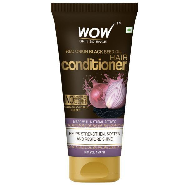 WOW SS Red Onion Black Seed Oil Hair Conditioner 150ml