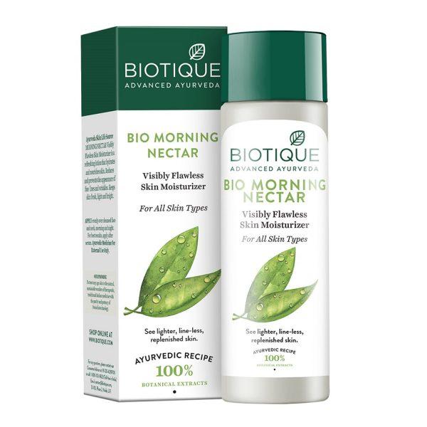 Biotique Morning Nectar Flawless Skin Moisturizer 190 ml